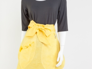Yellow Women's Apron
